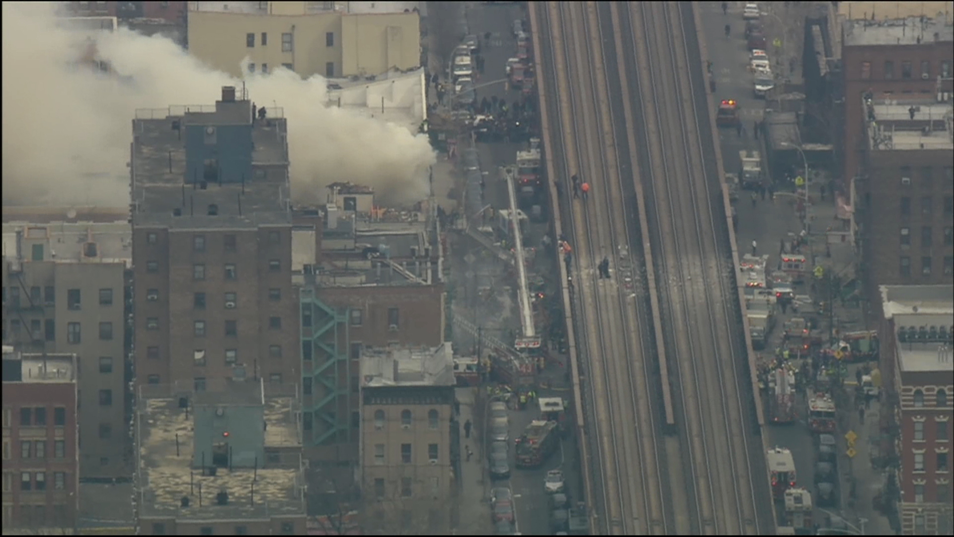 Con Ed: Report of gas leak before explosion
