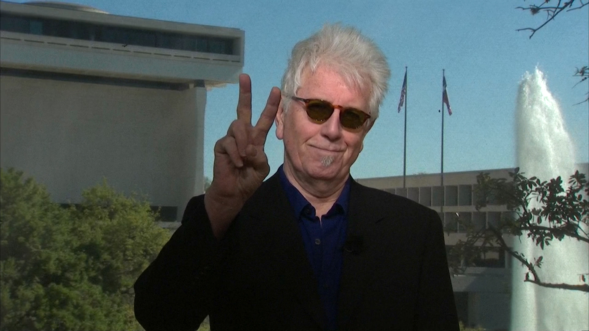 Graham Nash: Using music for peace