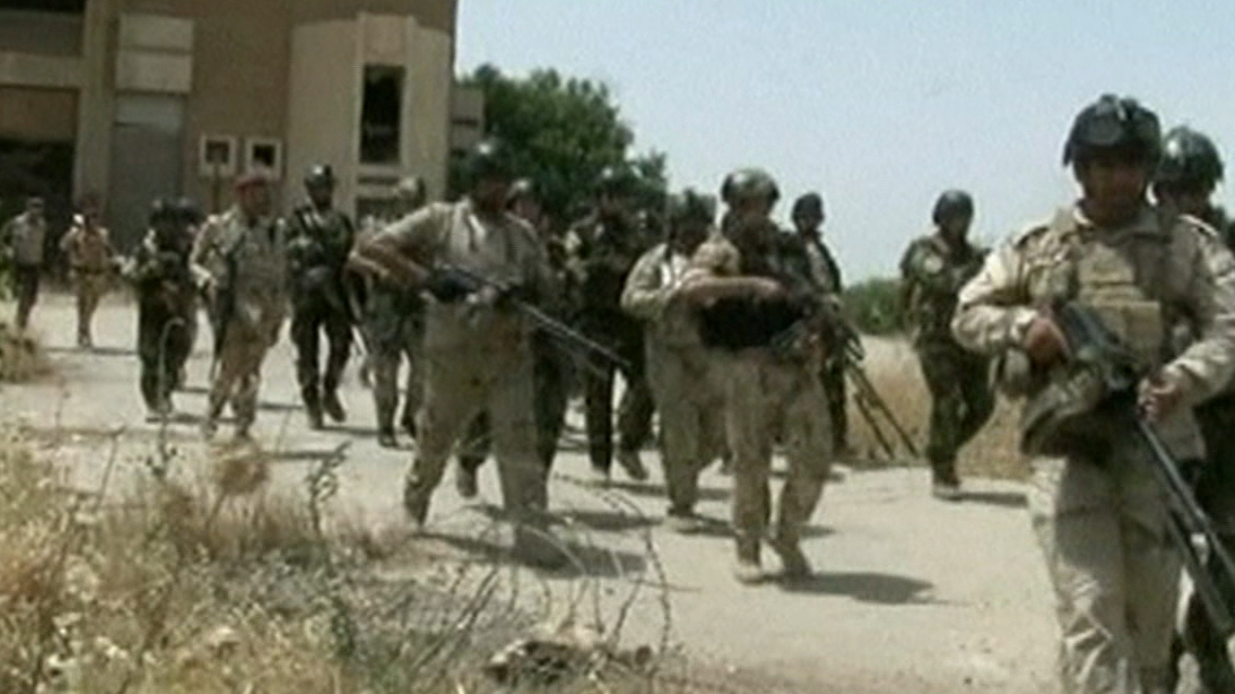Unrest in Iraq as insurgents vow to take...