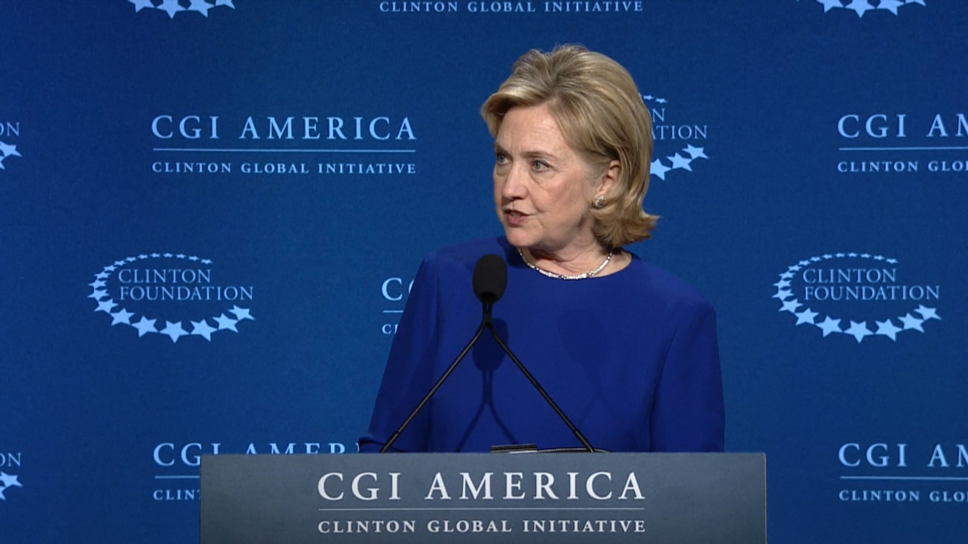 Timing 'could not be better' for Clinton