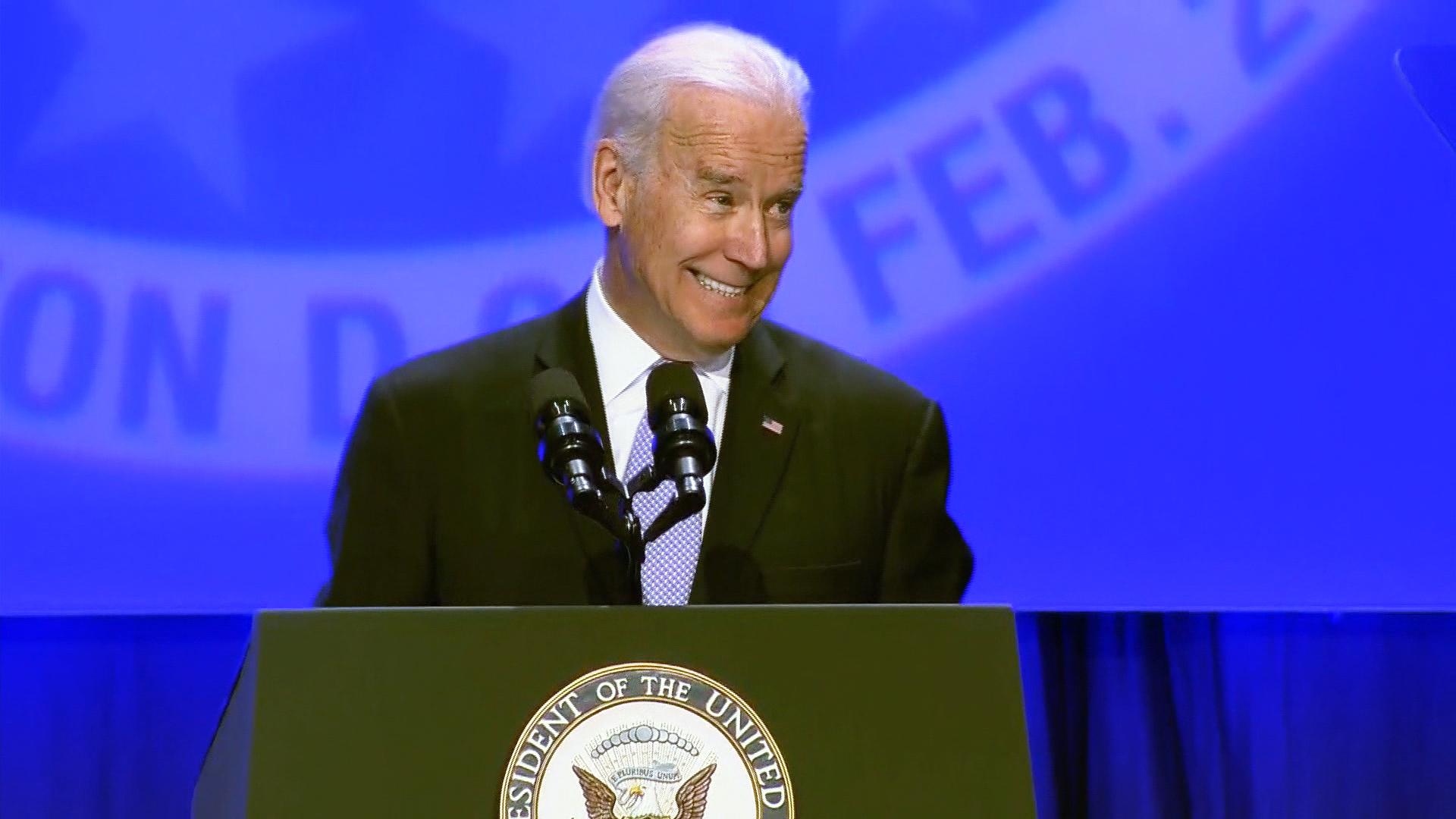 Biden's 'one reason' for not running in 2016