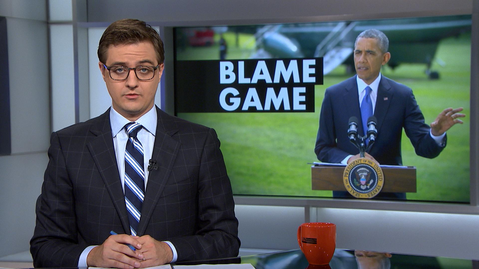 Obama: No U.S. troops in Iraq