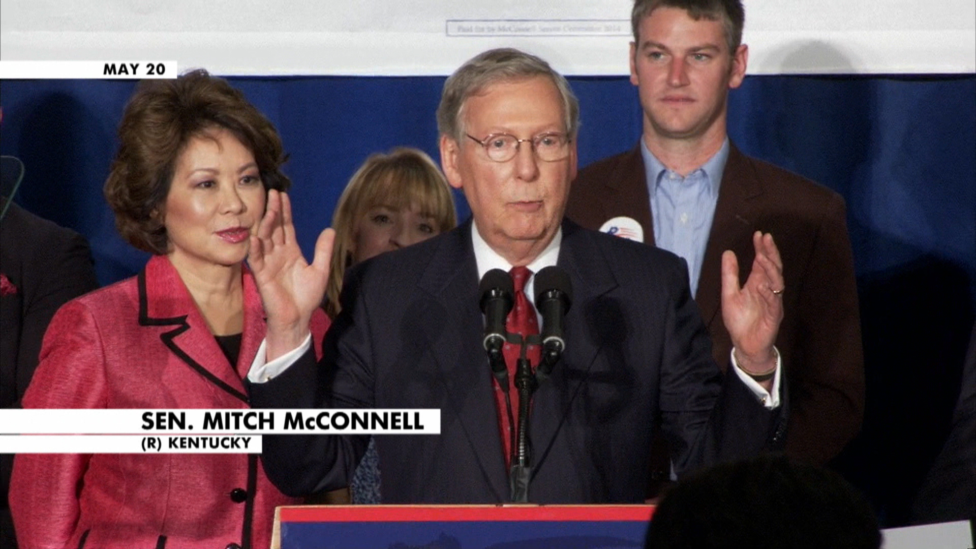 Mitch McConnell's Obamacare problem