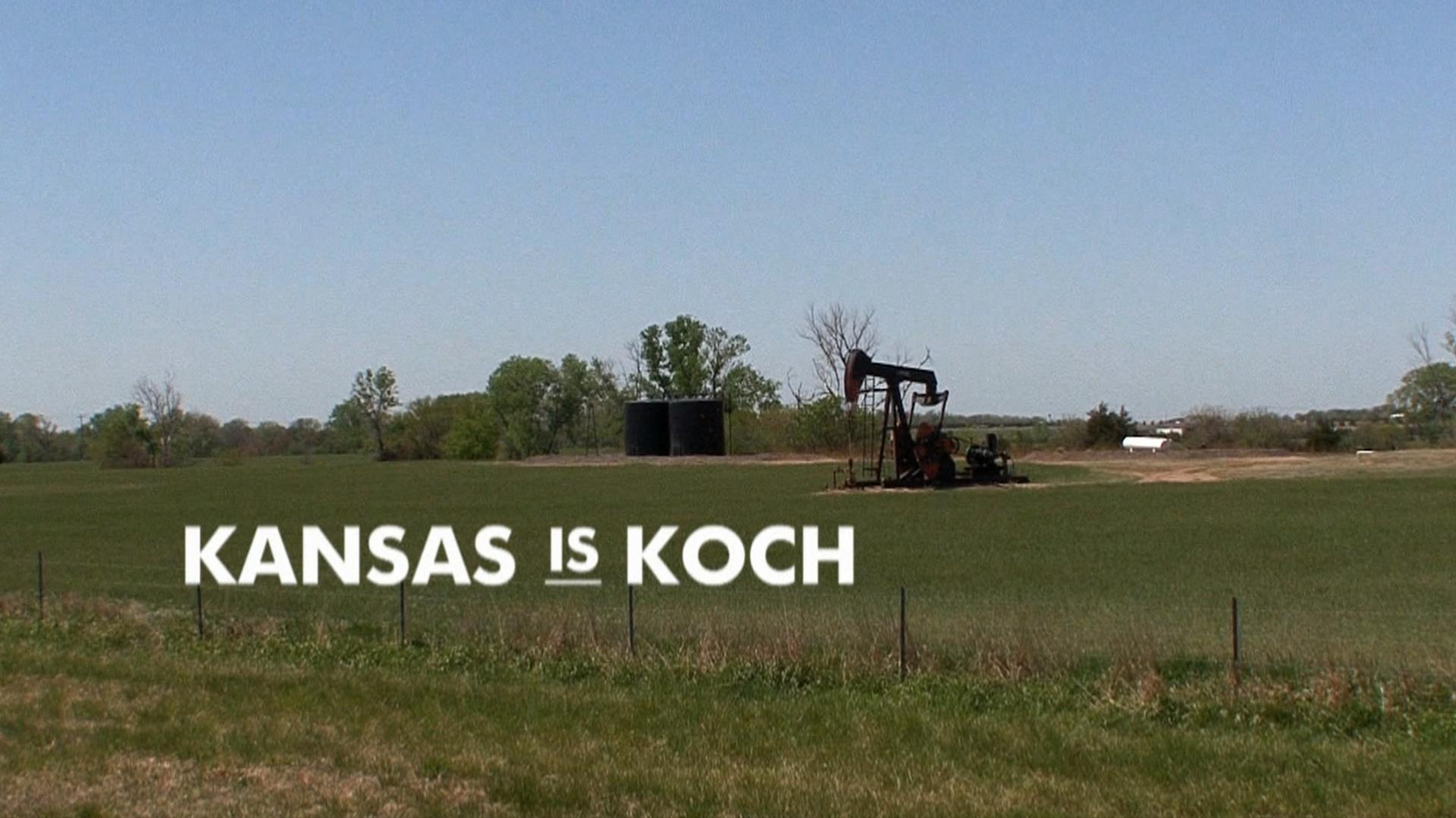 Kansas is Koch country
