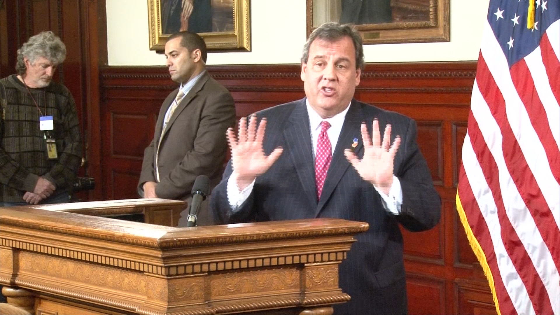 Did Christie get bamboozled by inner circle?