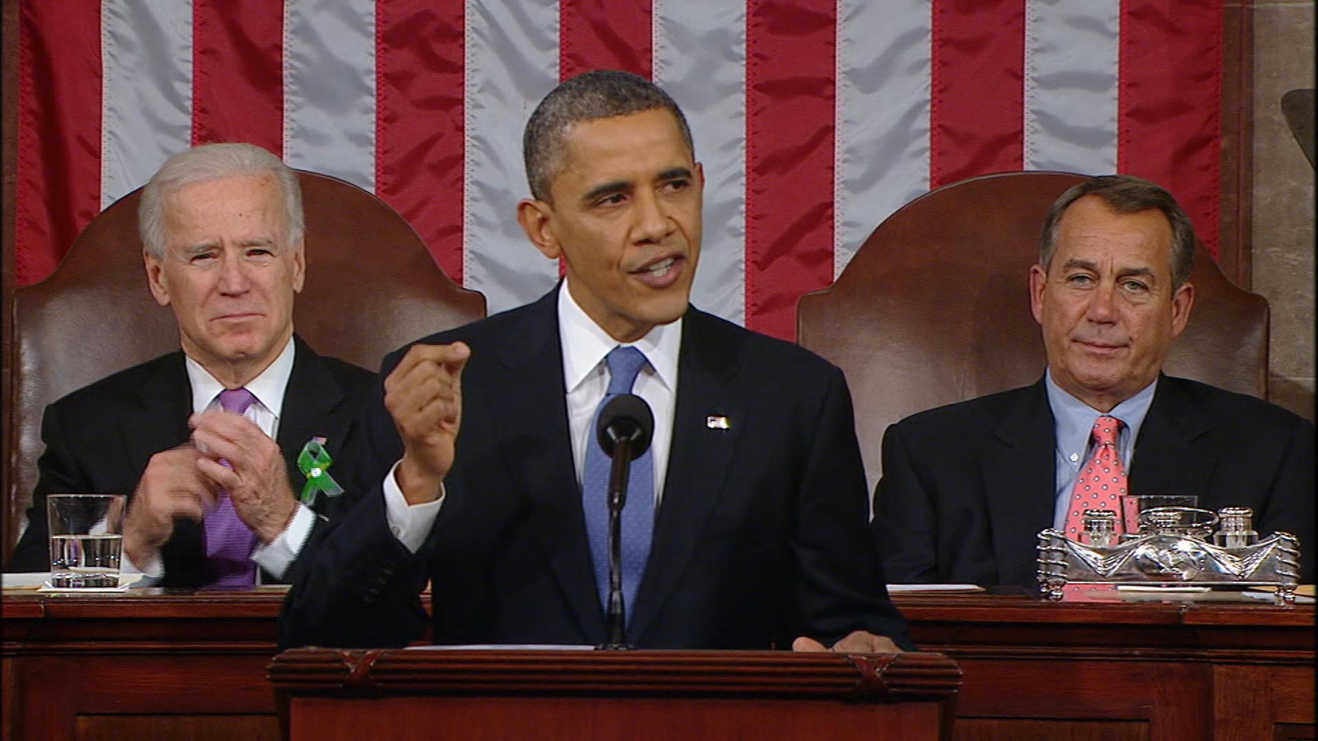 Obama's income inequality fight