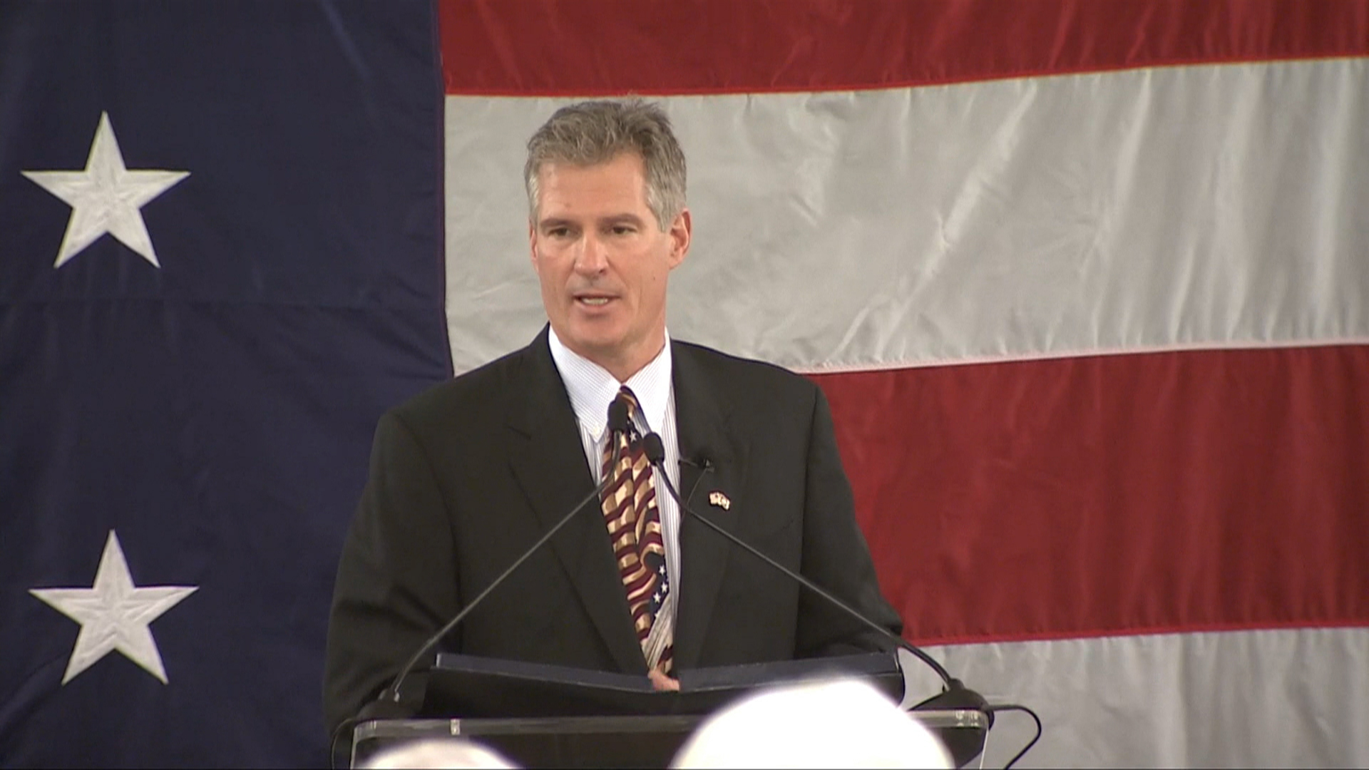 Scott Brown: Saboteur senate candidate