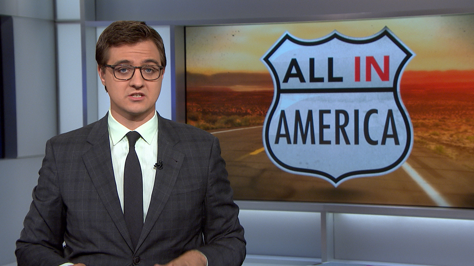 'All In' America goes down to North Carolina
