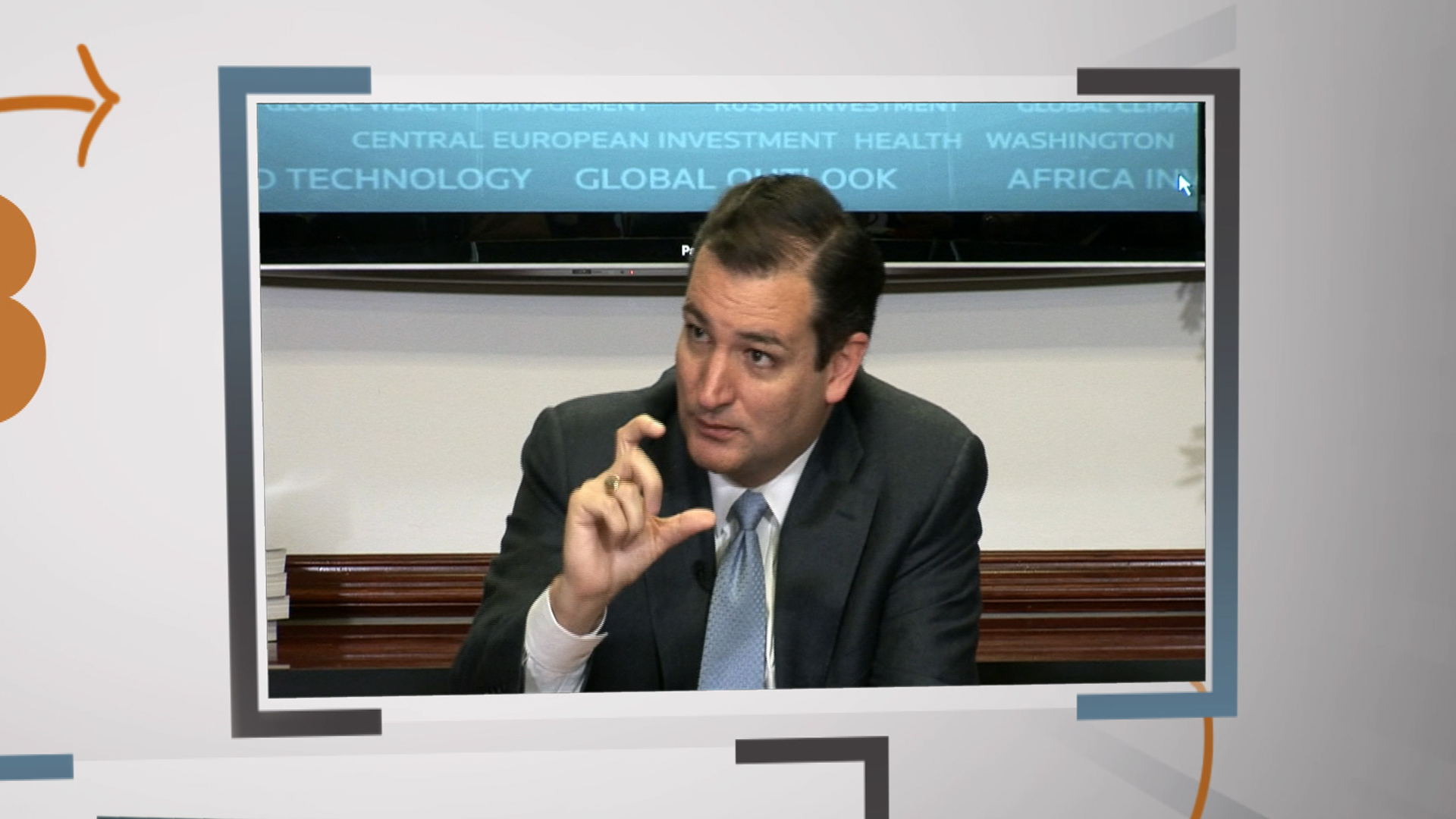 Click3: Ted Cruz's favorite movie is what?!