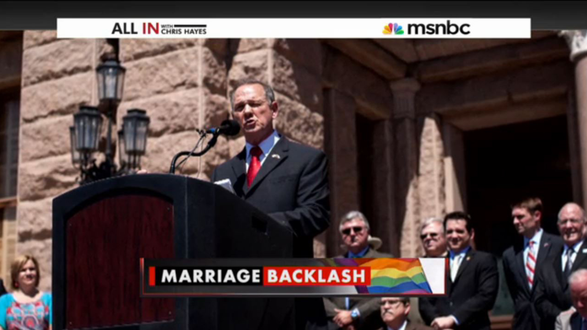 In South, defiance on same-sex marriage
