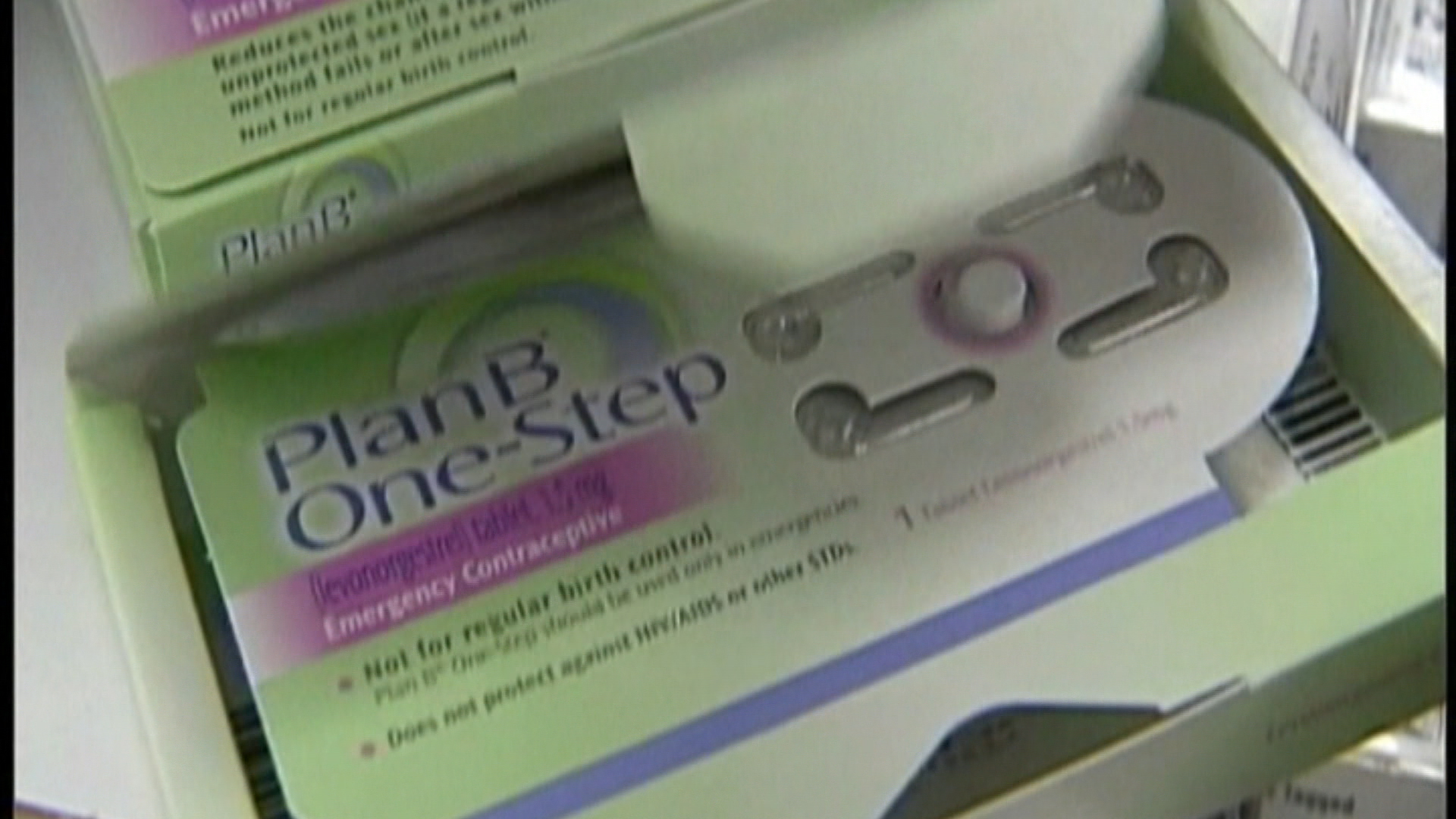 Trashing birth control for religious reasons?