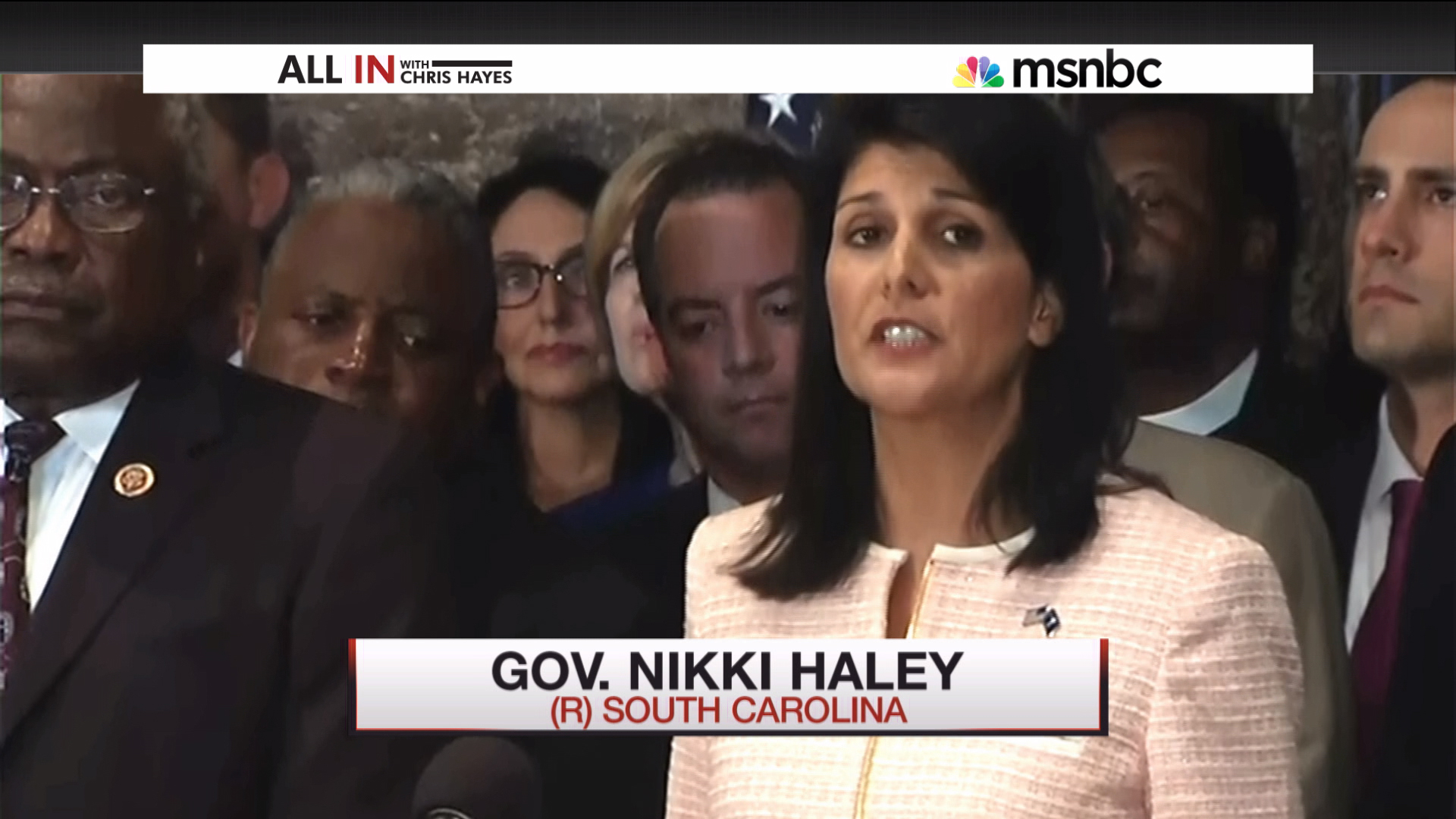 Gov. Haley: Time to move the Confederate flag
