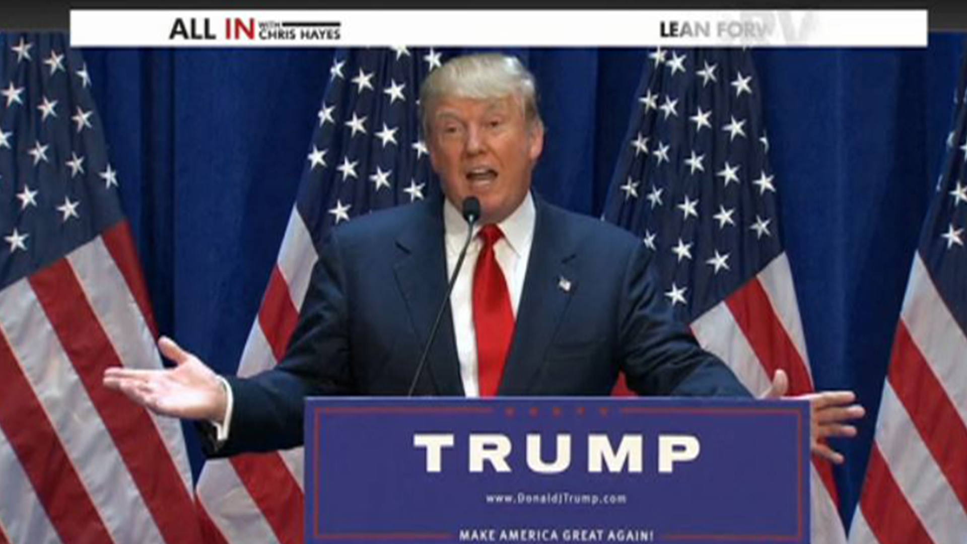 The 'best' of Donald Trump's big speech