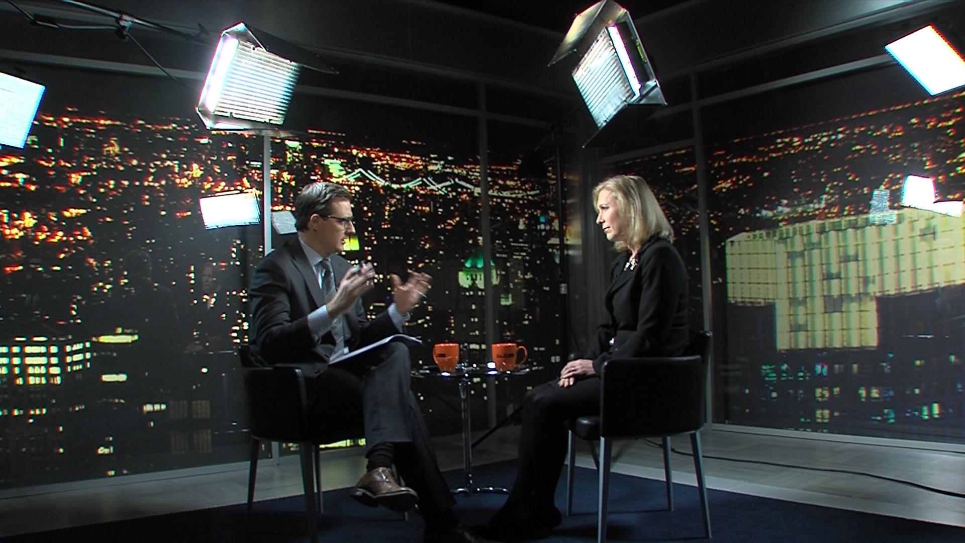 Exclusive with Sen. Kirsten Gillibrand