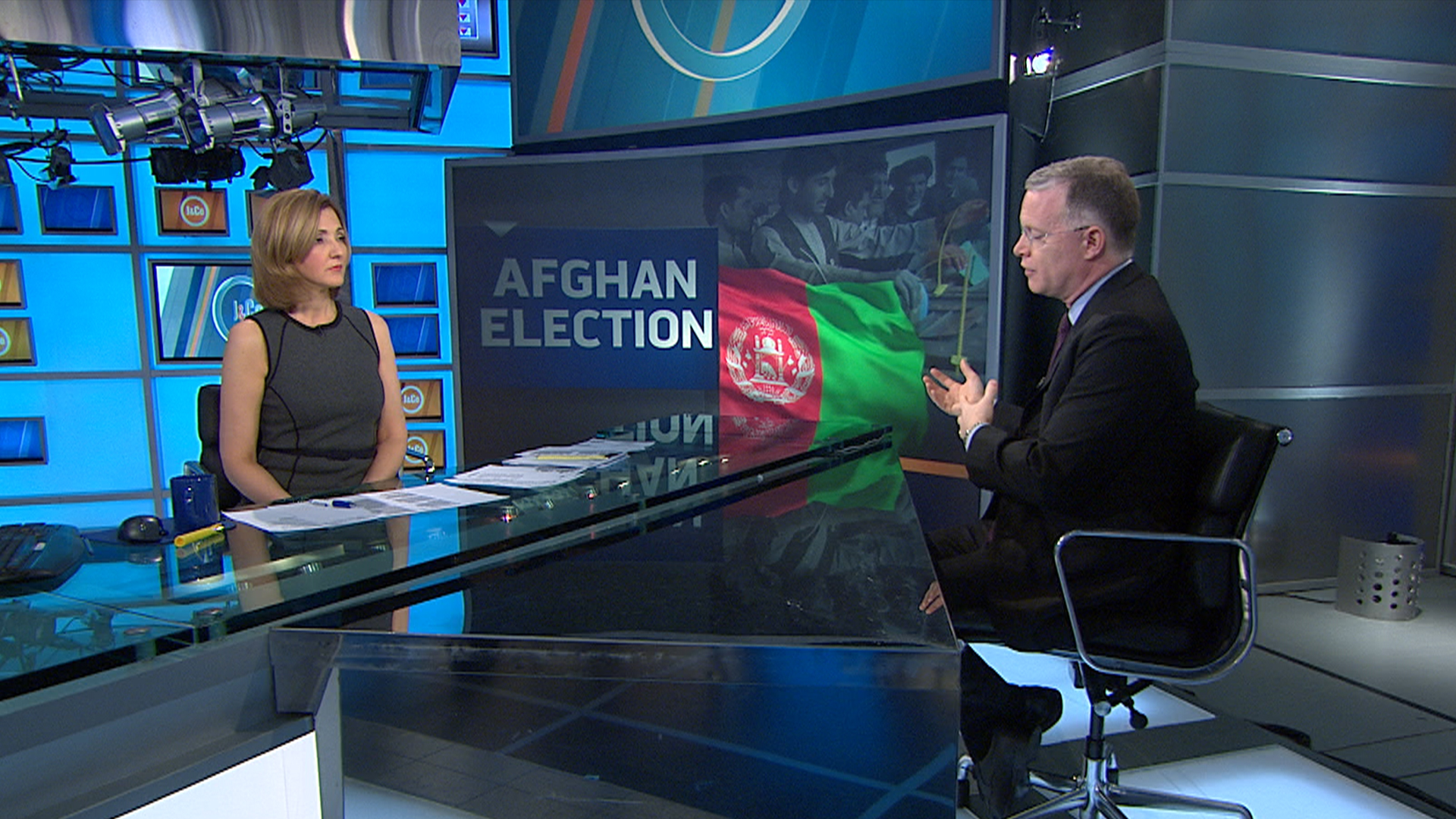 Milestone elections in Afghanistan