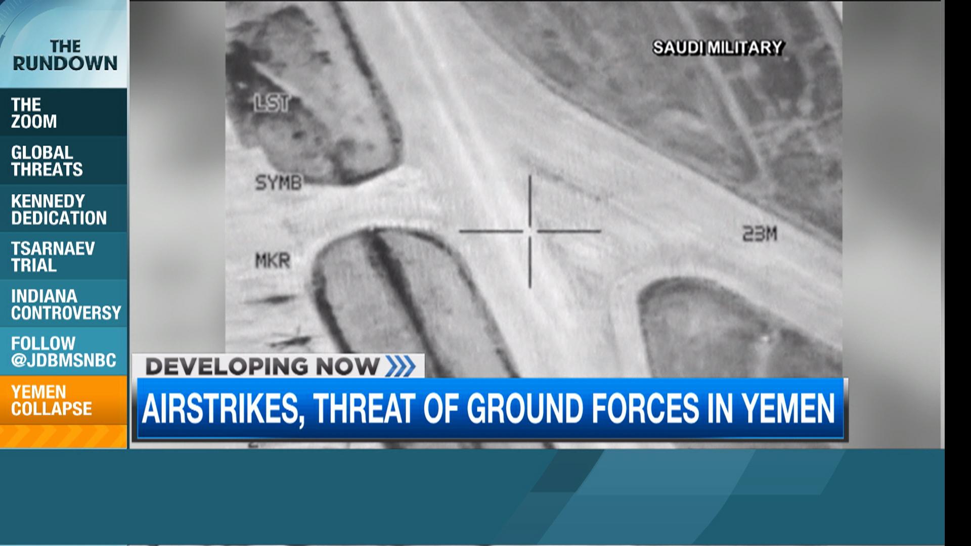 Arab League forms army as Yemen crisis grows