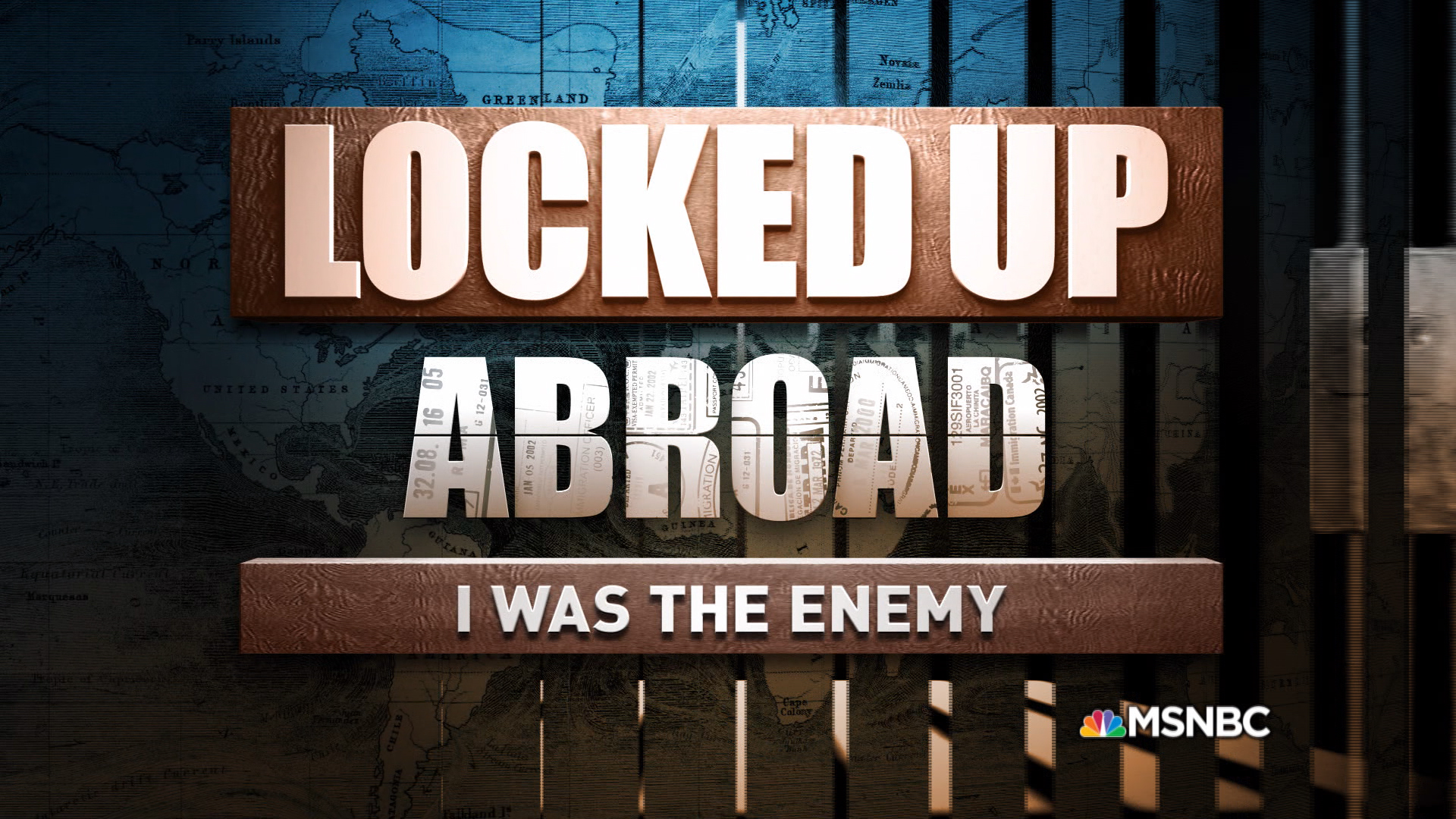 Locked Up Abroad: I Was The Enemy