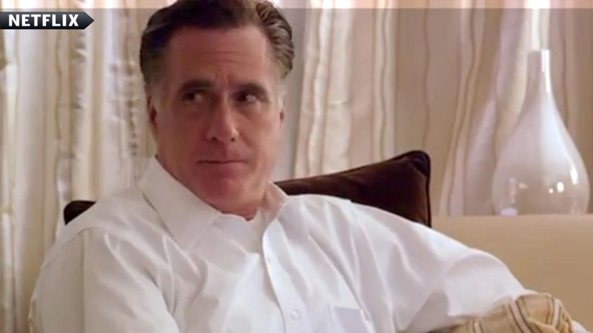 The Mitt Romney documentary