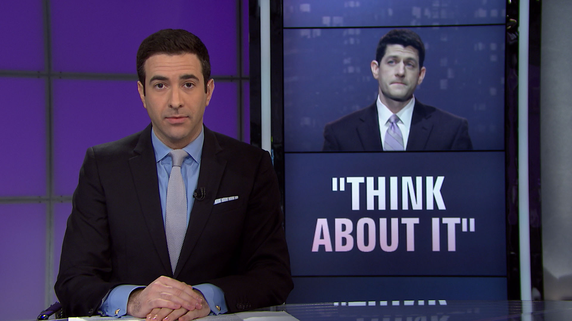 Fact-checking Paul Ryan
