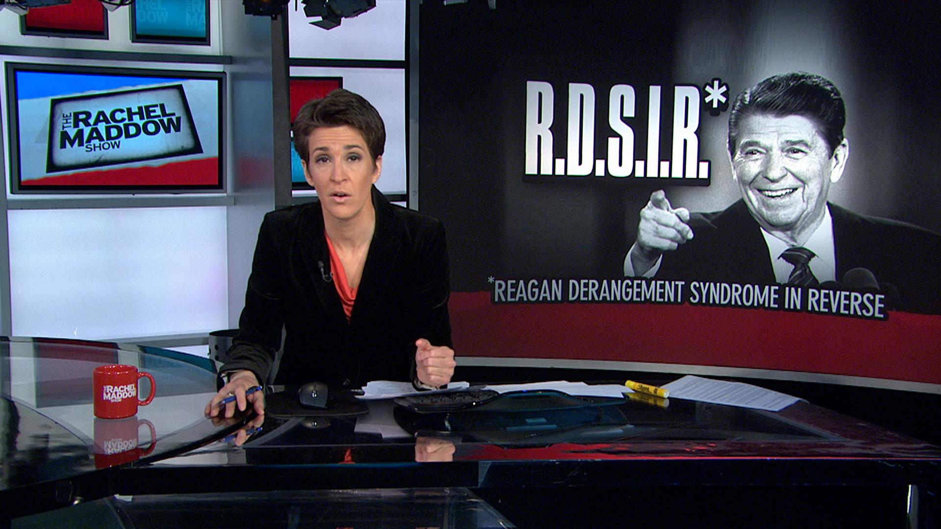 Paul caught knocking GOP's false saint Reagan