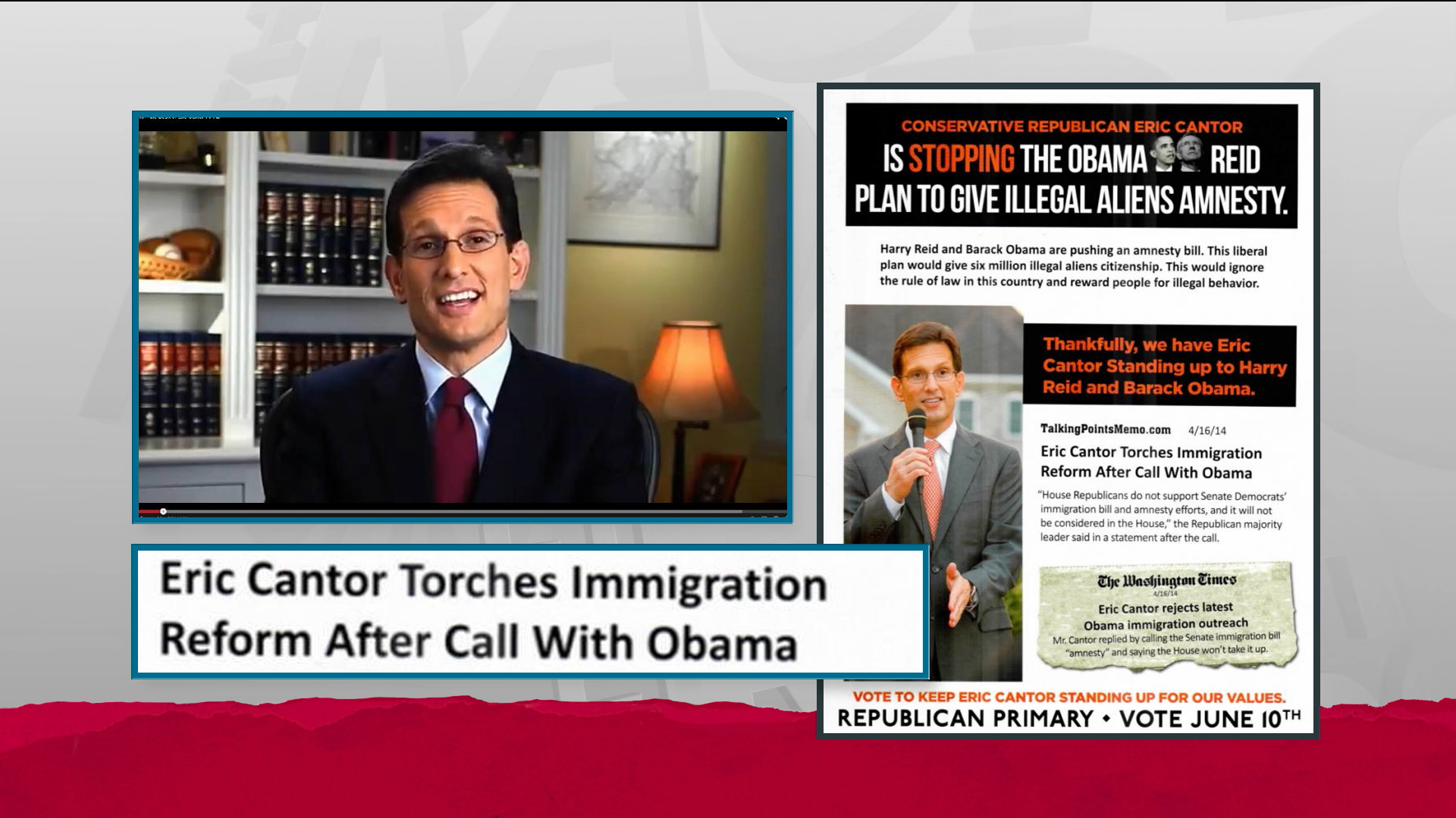 Local organizing key to Brat defeat of Cantor