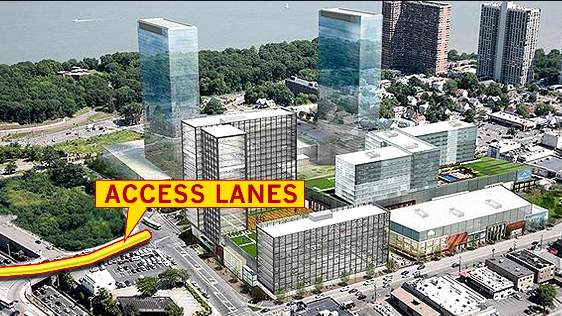 Billion dollar deal eyed as NJ scandal motive