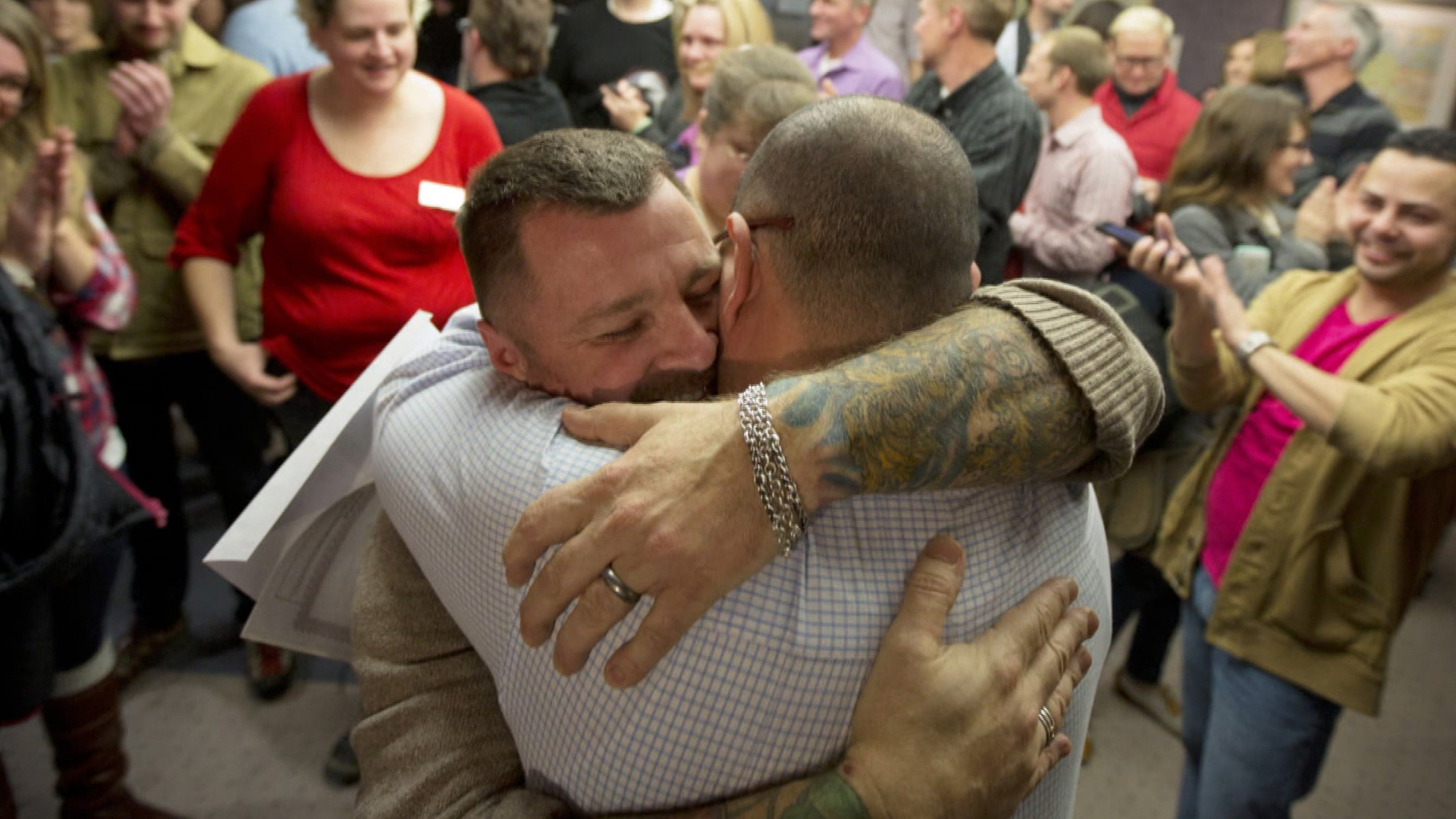 Oklahoma gay marriage ban unconstitutional