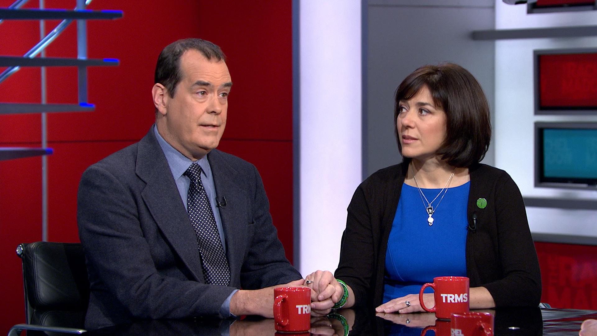 Sandy Hook parents strive to 'be loving'