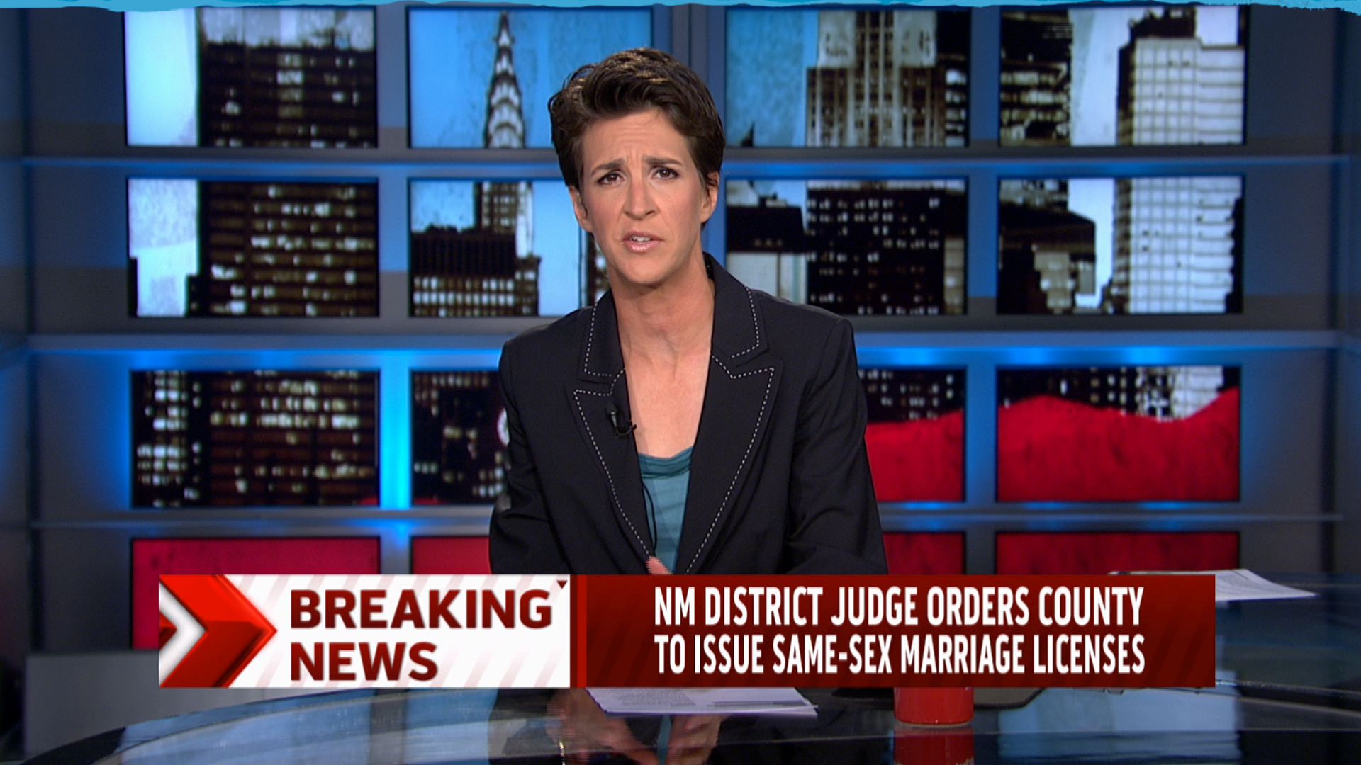 Landmark ruling for marriage equality in...