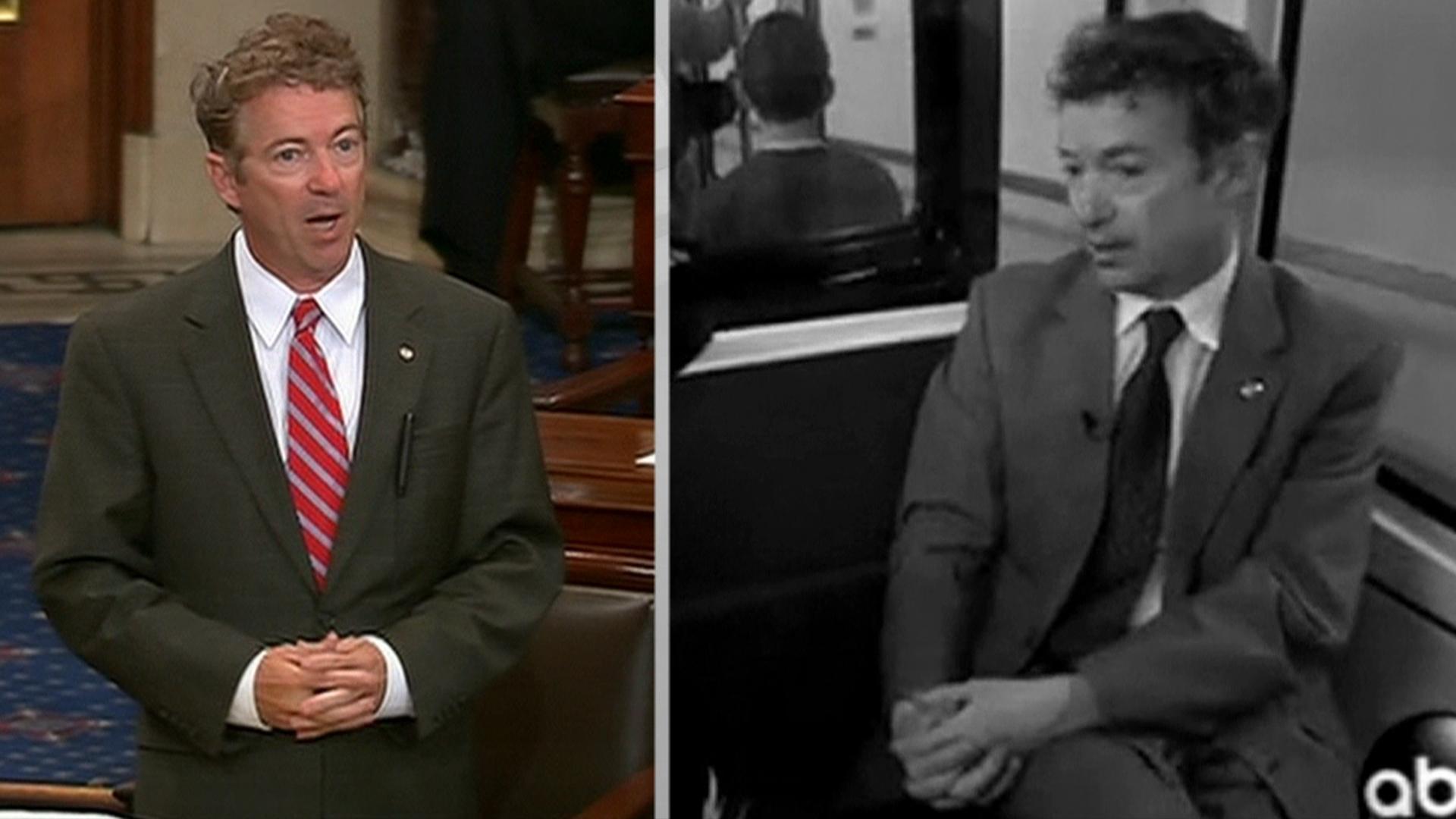 Rand Paul employs Reagan fact-denying tactic