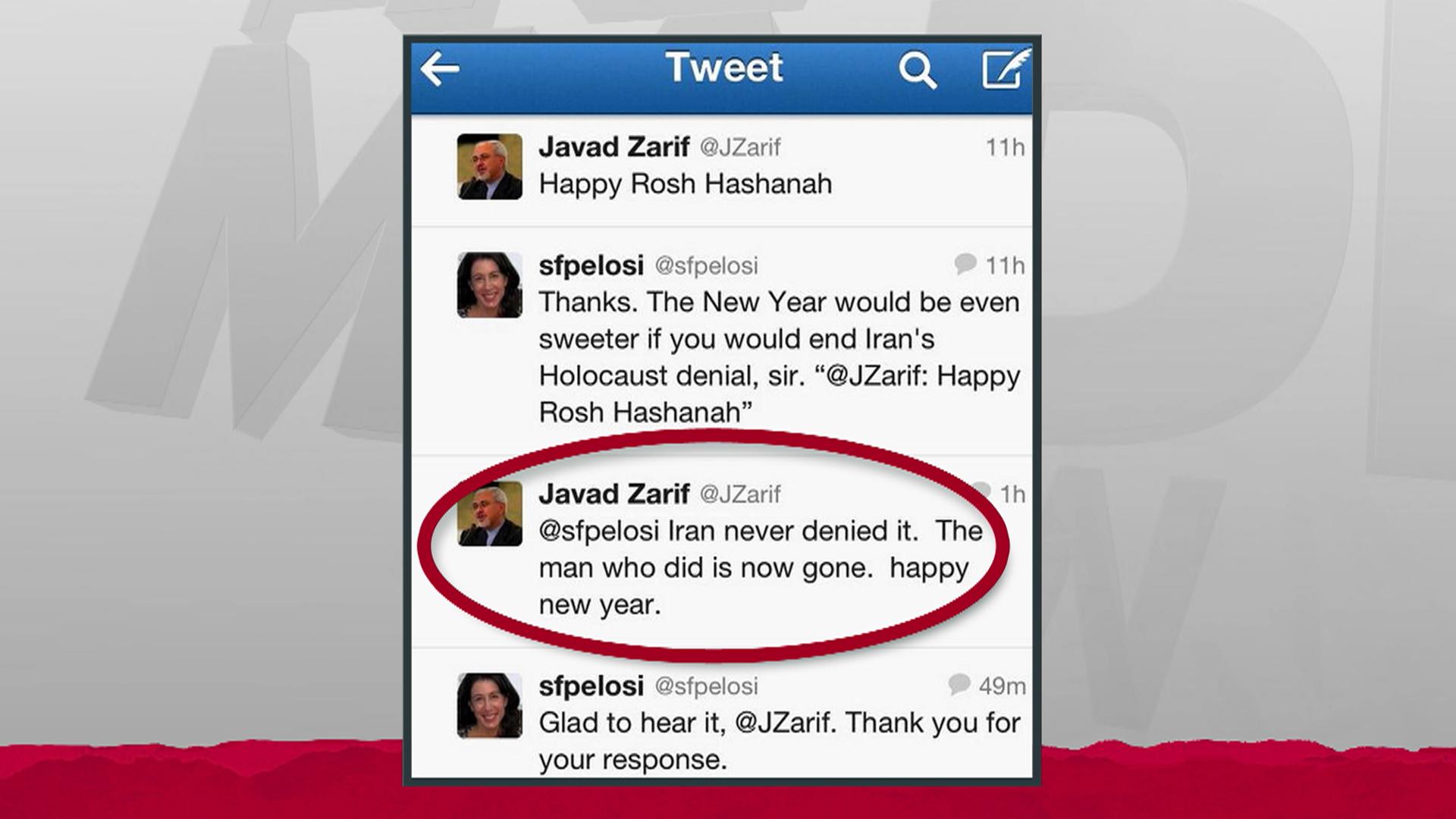 Iran Surprises With Jewish Holiday Greeting