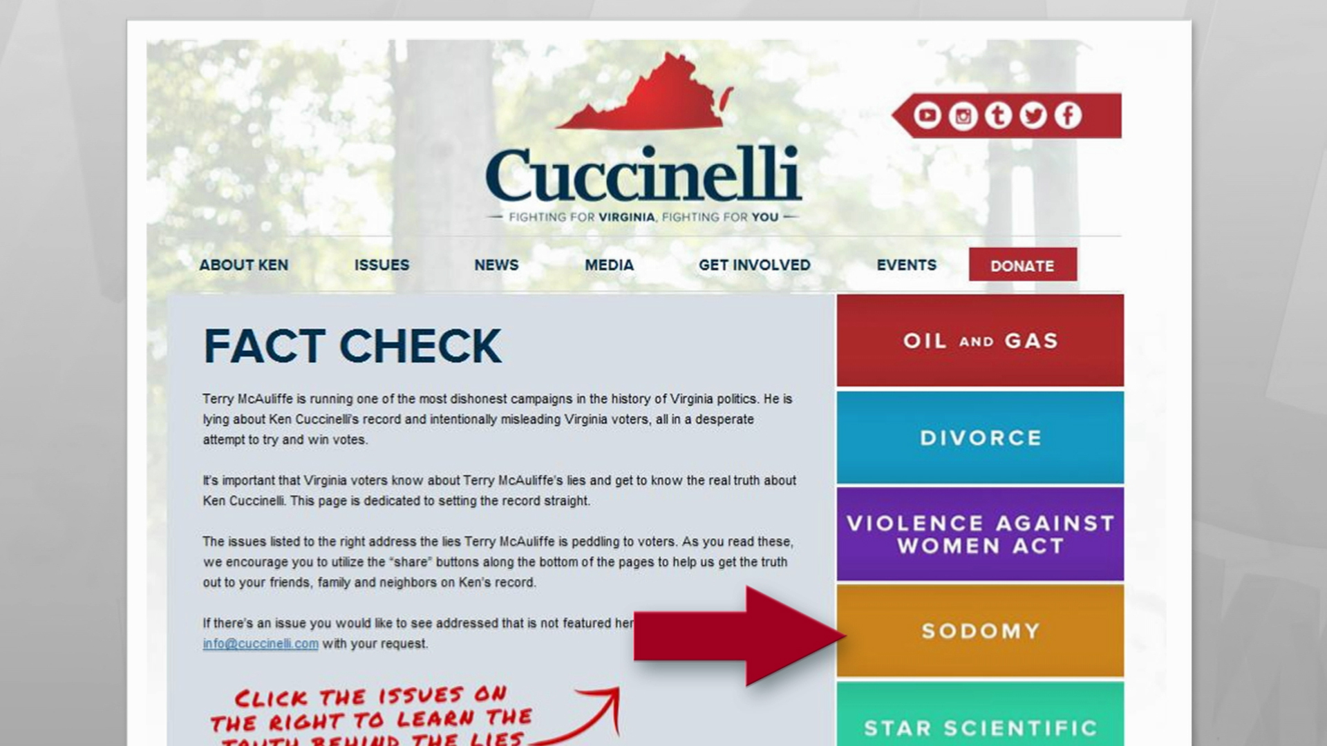 New stance on marriage from Virginia voters