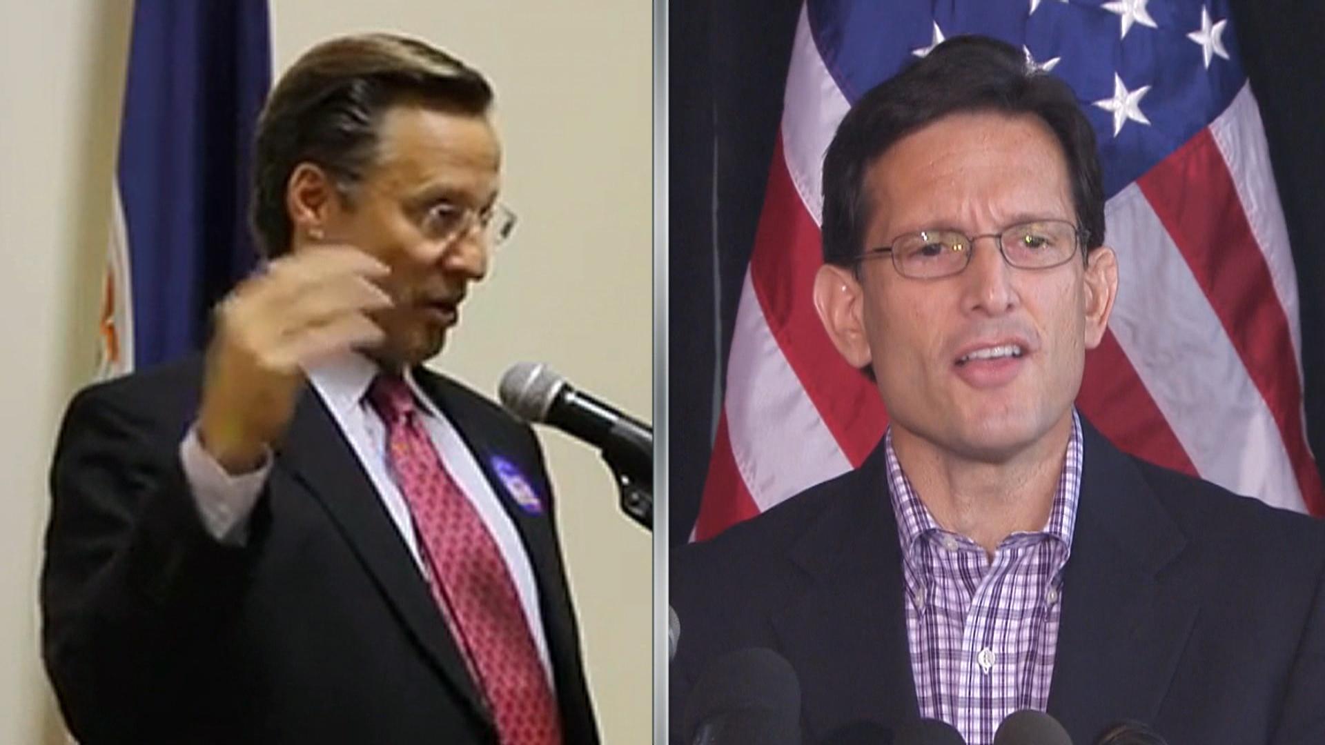 Cantor pressed, bails on immigration reform