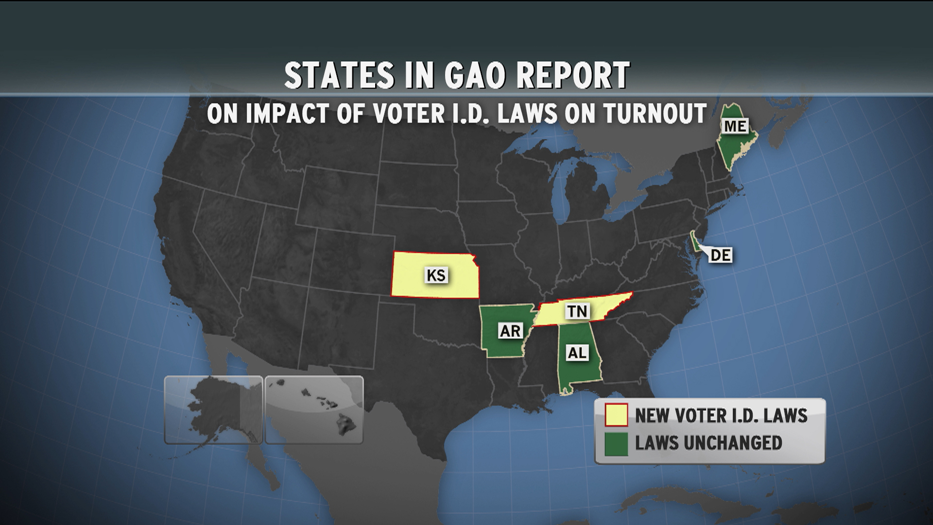 GOP-driven voting laws hurt turnout: report