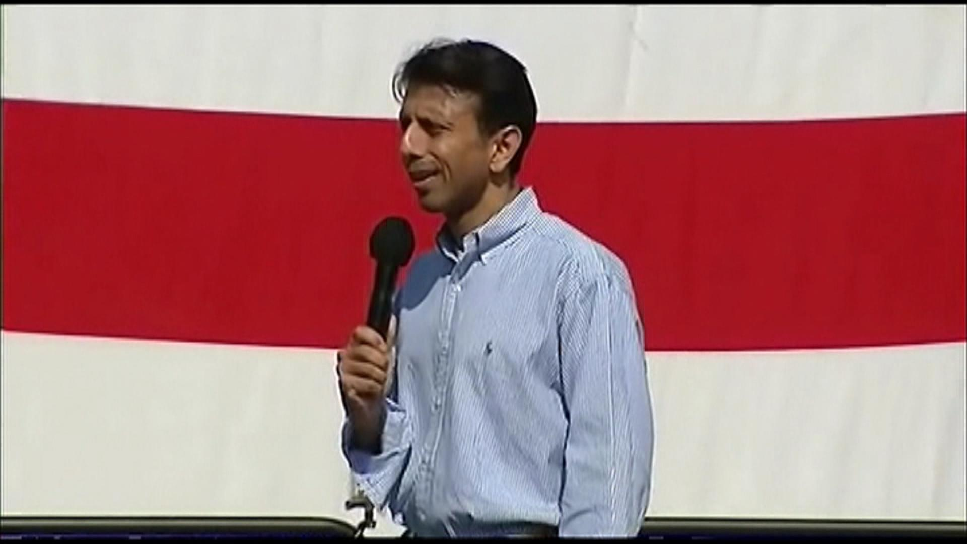 Questionable characters to join Jindal rally