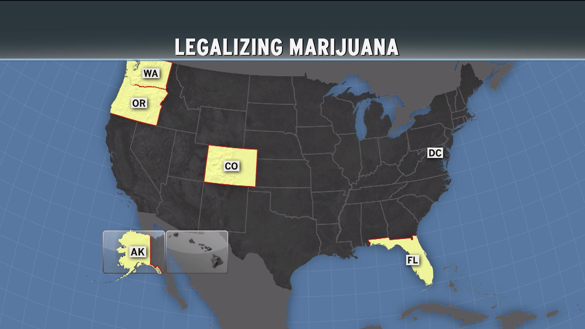 Marijuana, minimum wage boost voter numbers