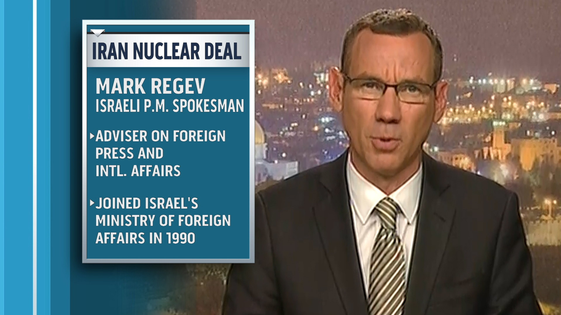 Mark Regev on Iran: Changes are 'cosmetic'