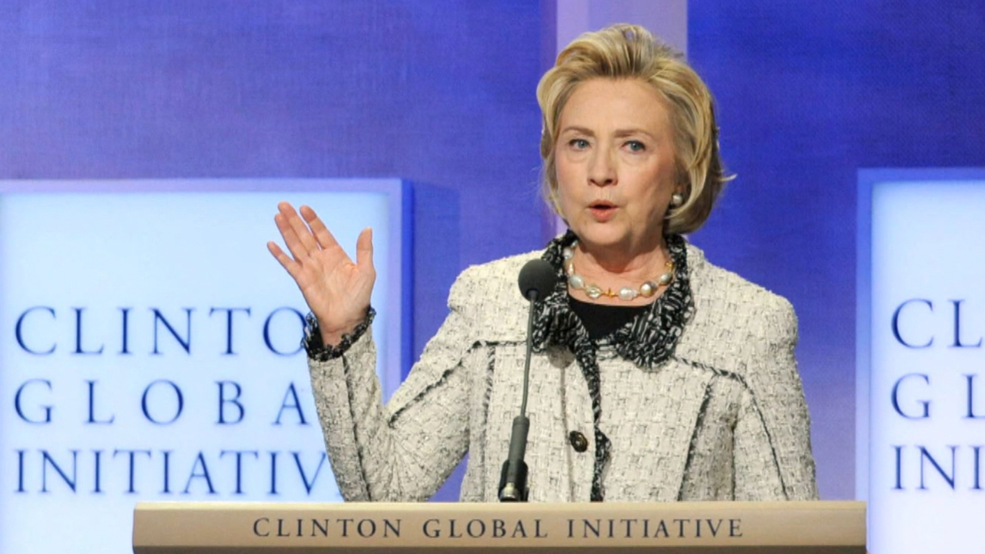 Does bringing up Bill's past hurt Hillary?