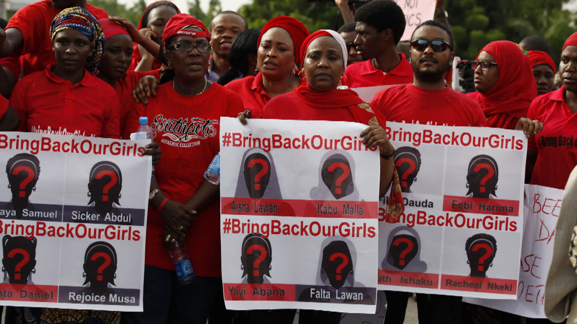 Is US being 'tweeted into combat' in Nigeria?