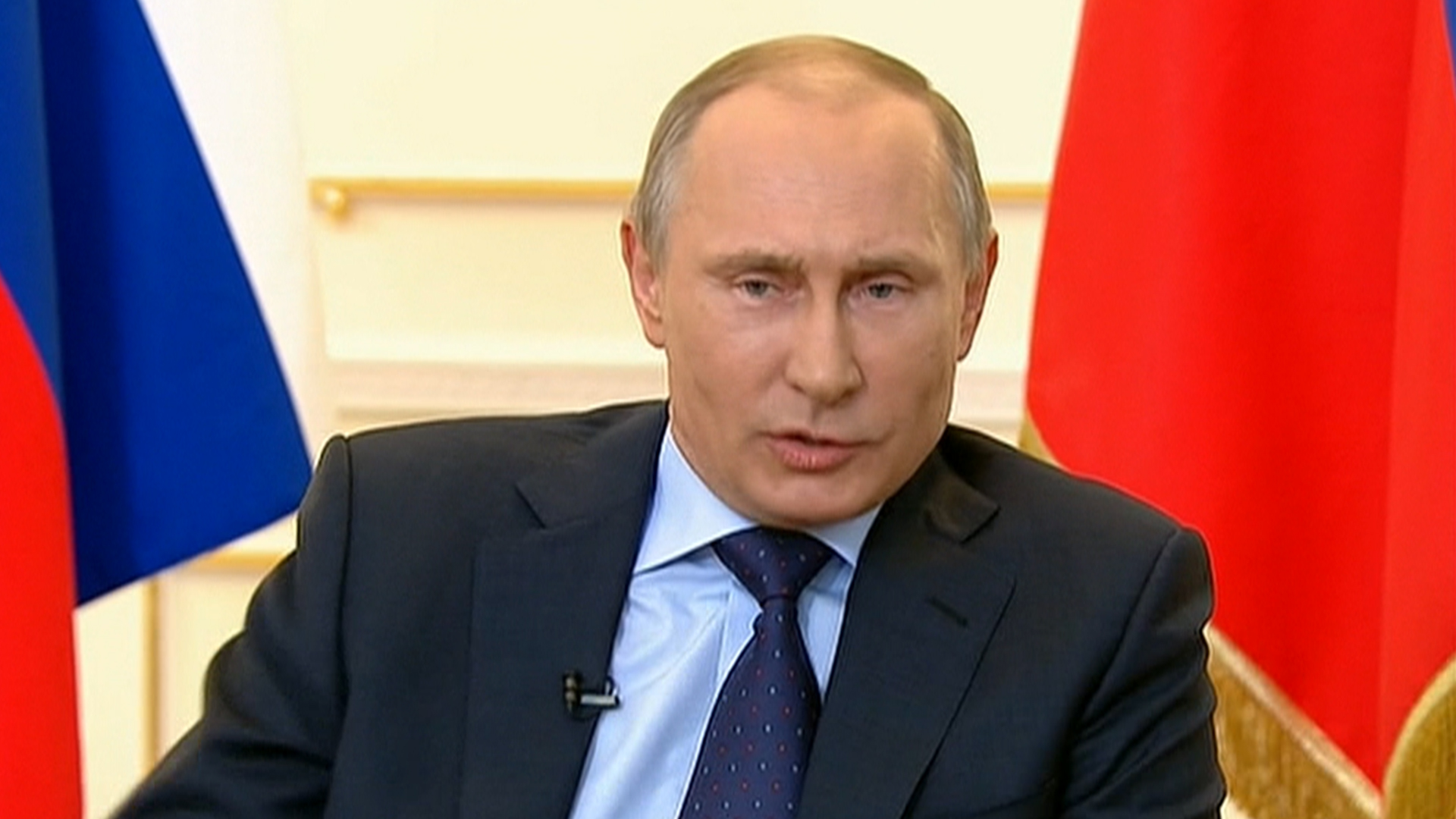 'Putin not about to lose Crimea'