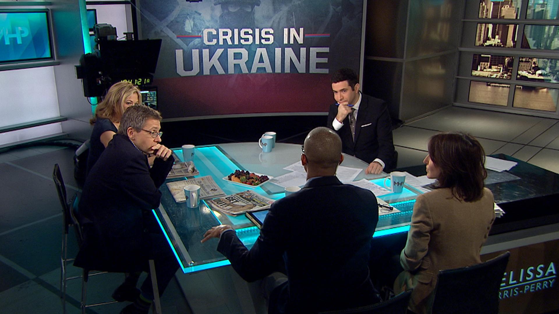 How perception of power frames Ukraine debate