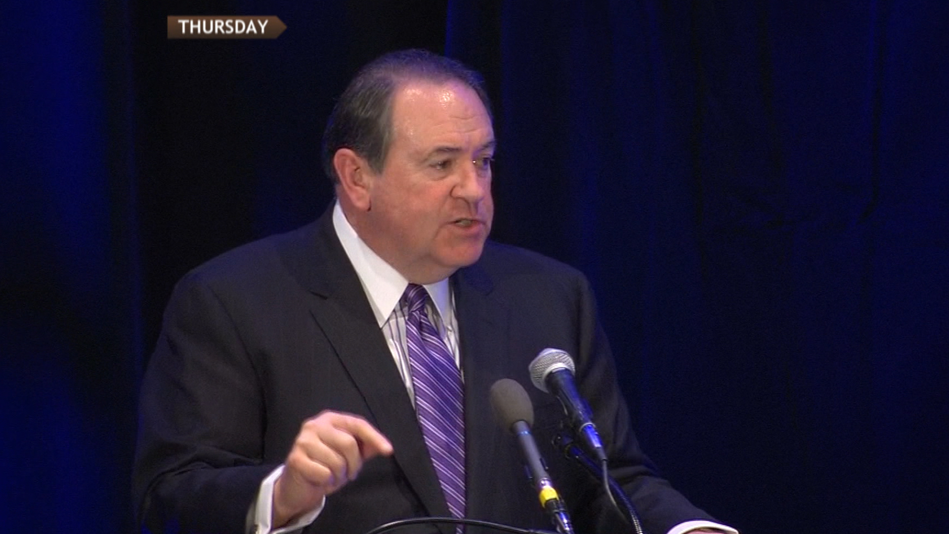 The facts of life according to Mike Huckabee