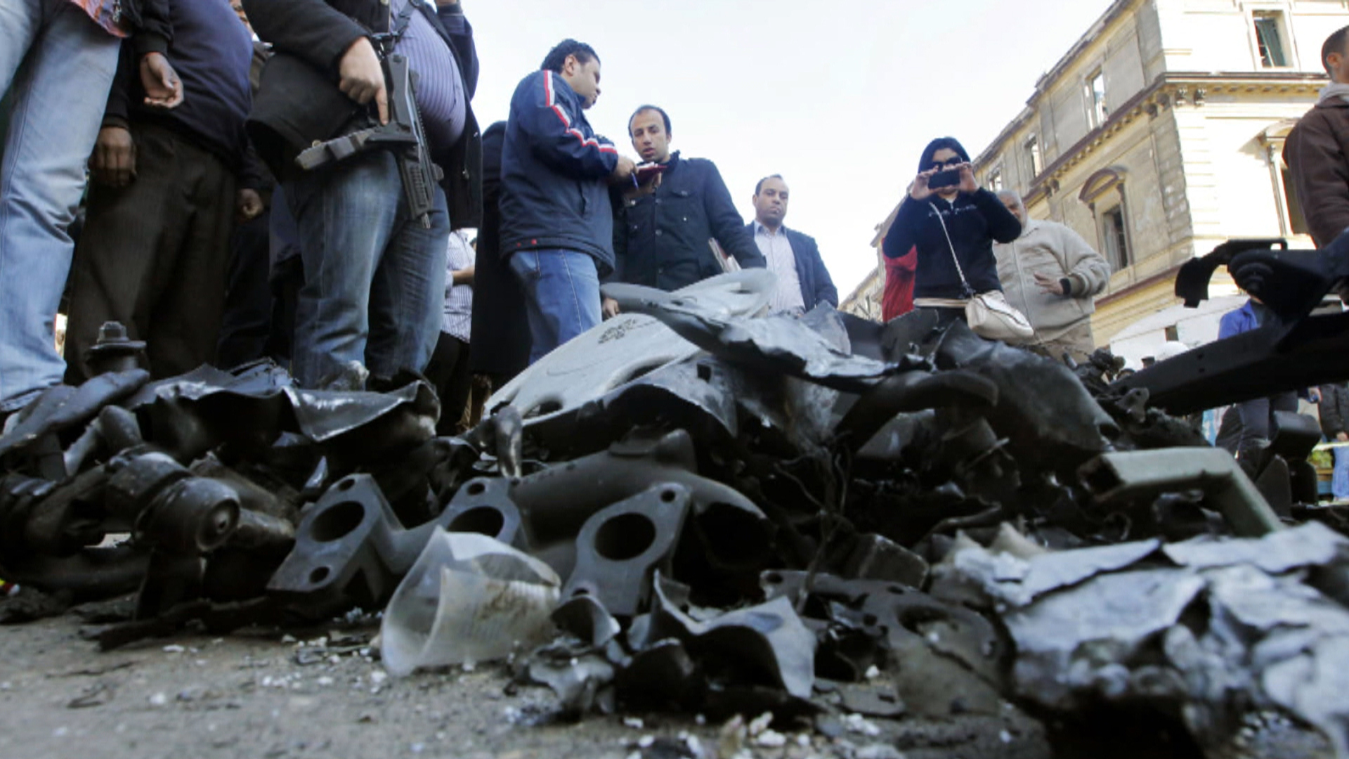 A developing crisis in Cairo