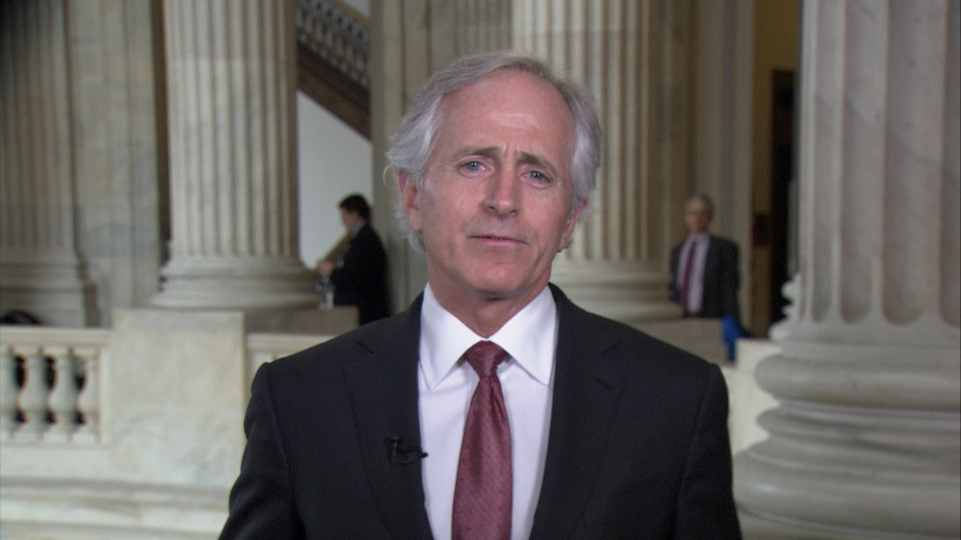 Sen. Corker: 'We've let down' Syria's people