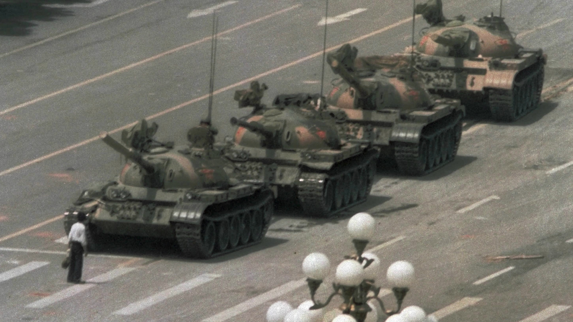 Looking back at the Tiananmen Square massacre