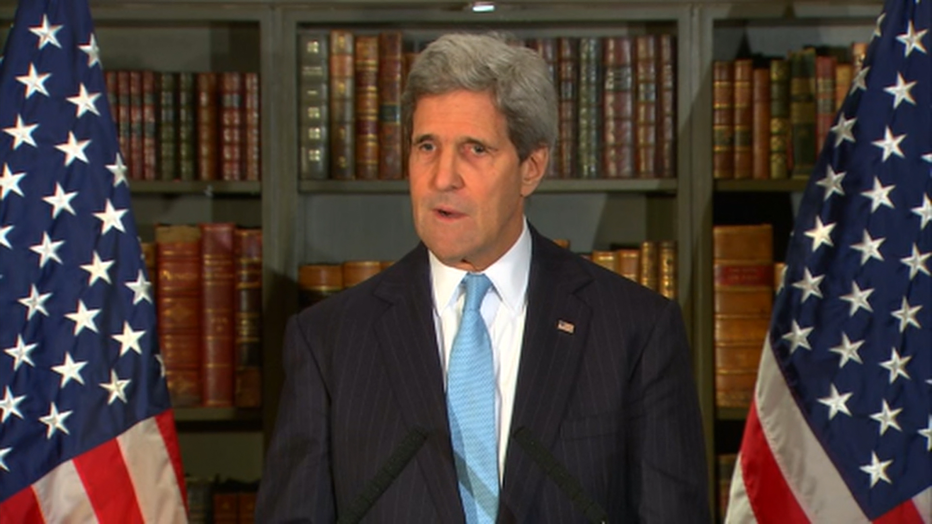Kerry: 'Conversation with Lavrov was frank'
