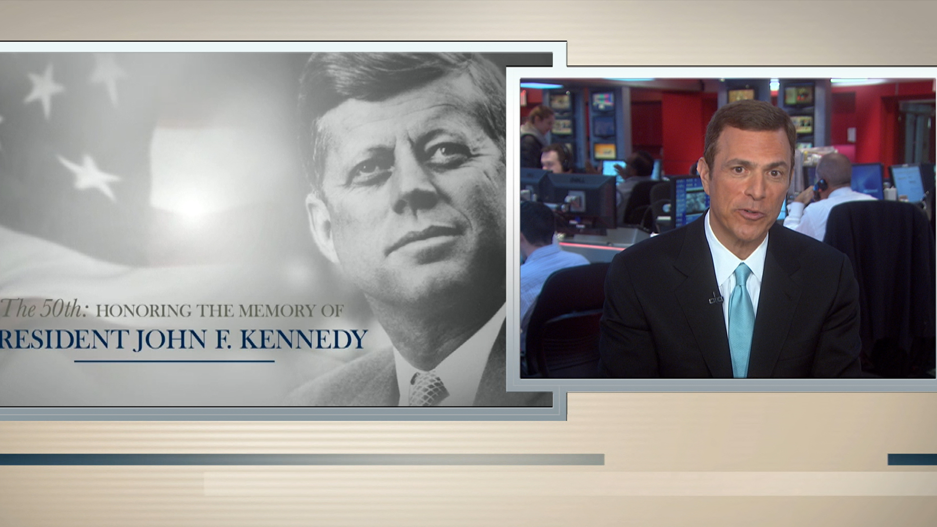 Kennedy's impact, past and present