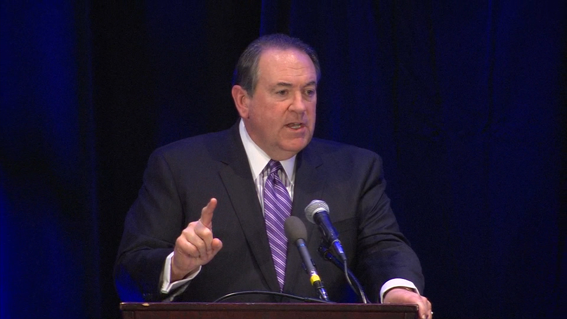 Huckabee causes stir with 'libido' comment