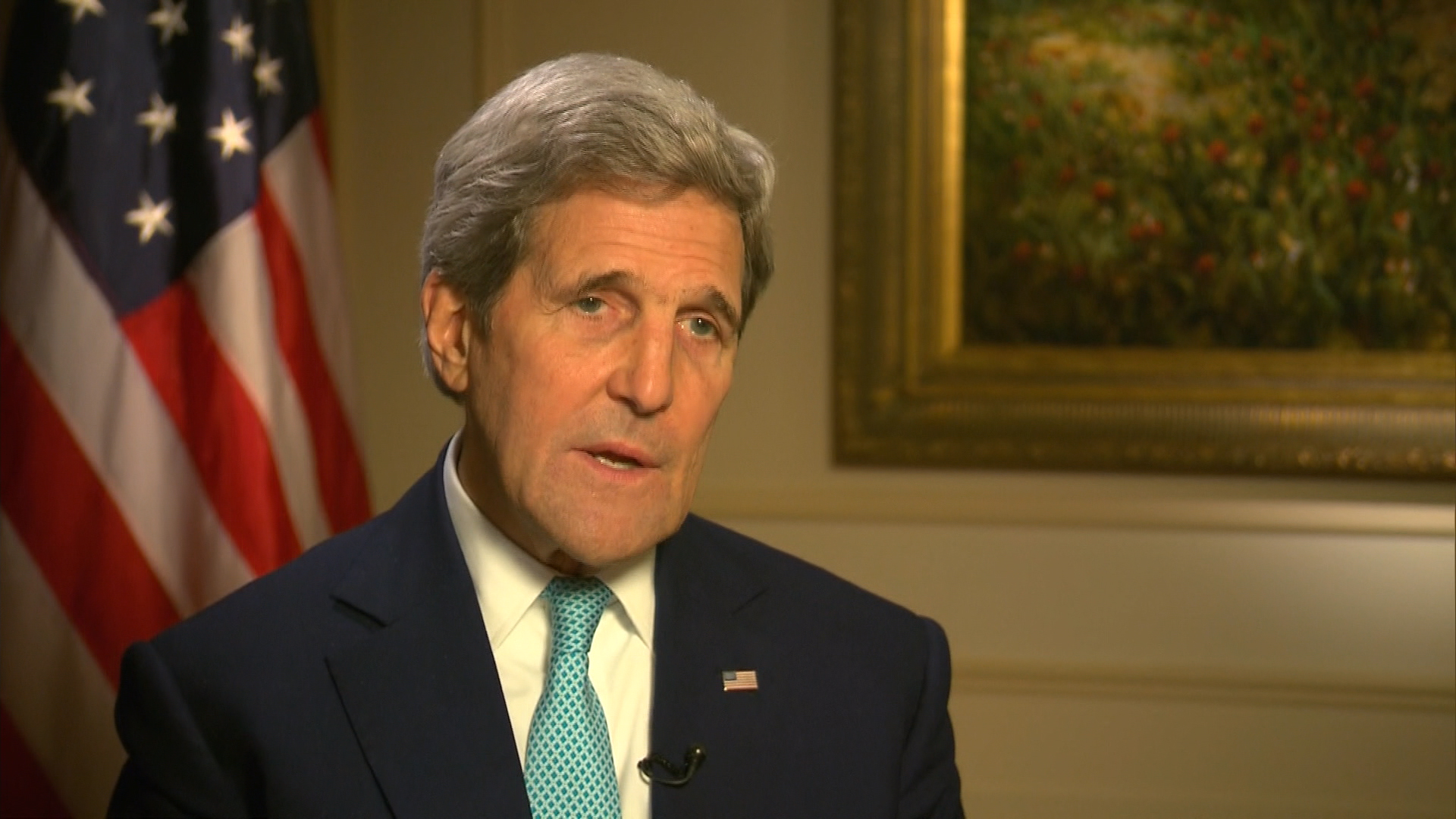 Kerry to Congress: 'Listen to the experts'
