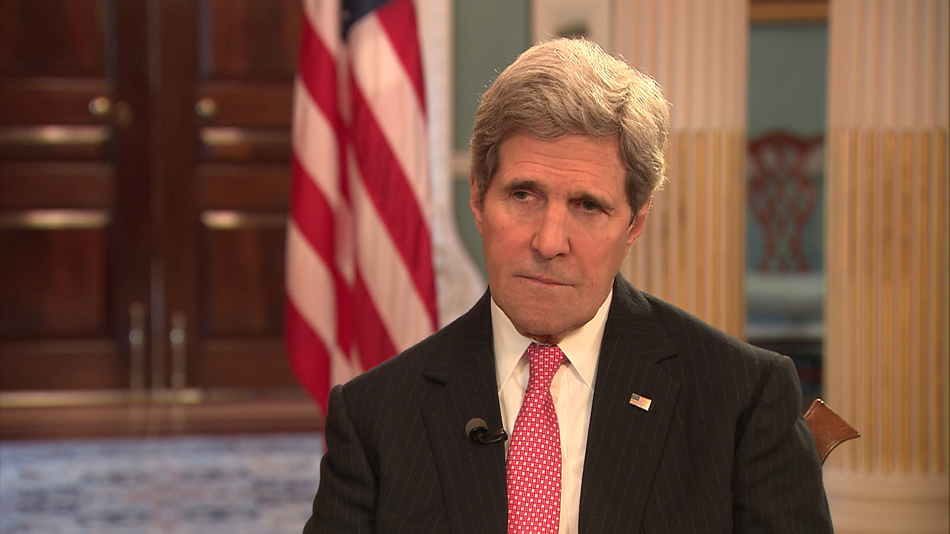 Kerry on Israel: It's complicated
